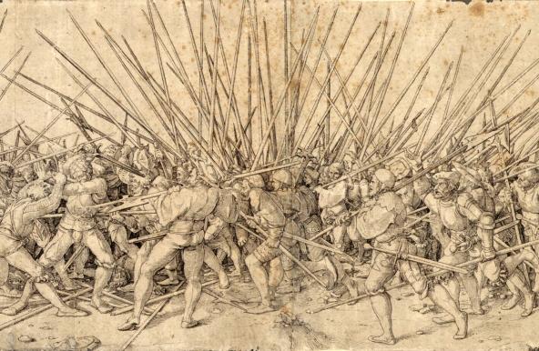 Bad War Battaglia