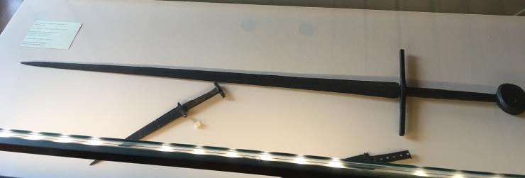 Spada longsword oakeshott XVIII b