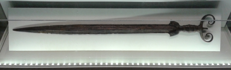 spada venetica celtica antenne