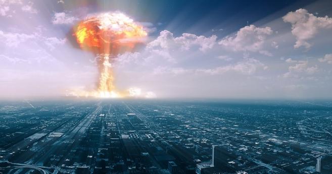 esplosione nucleare apocalisse