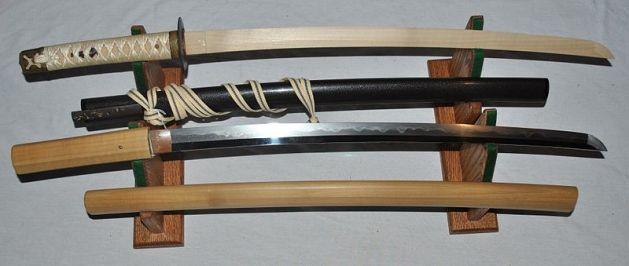 katana shirasaya