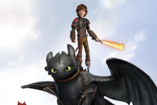 dragon trainer spada inferno hiccup sdentato