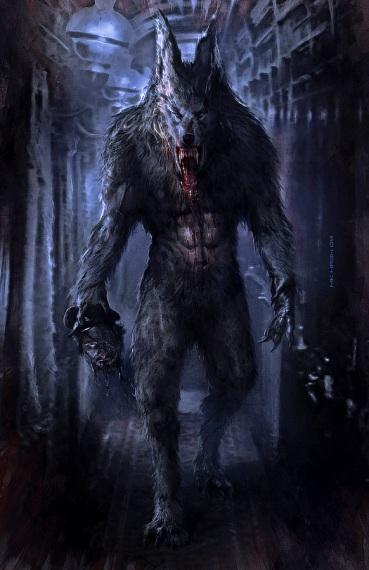 mitologia lupo mannaro licantropo la spada perfetta