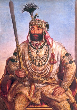 spada khanda indiana la spada perfetta maharaja sher singh