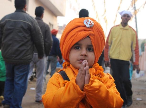 sikh sikhismo spada khanda indiana la spada perfetta