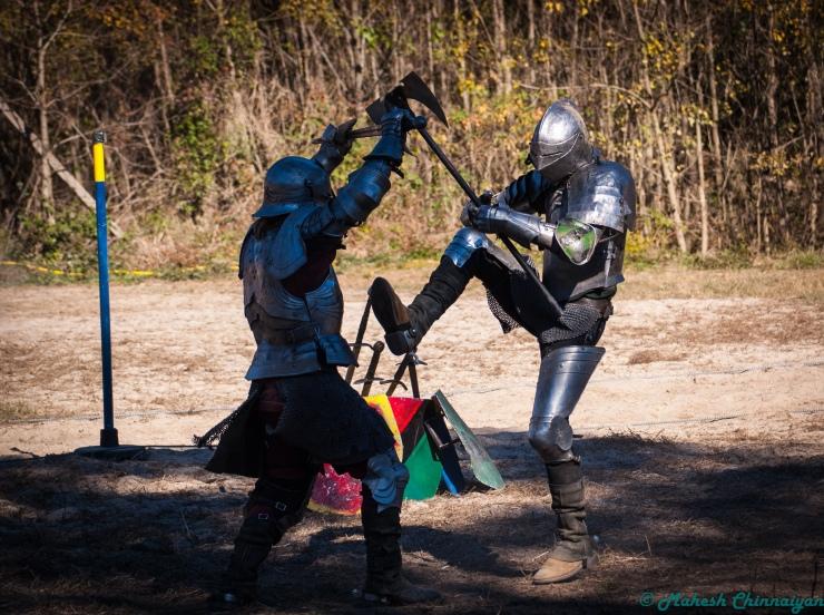 duello cavalieri ascia spada la spada perfetta