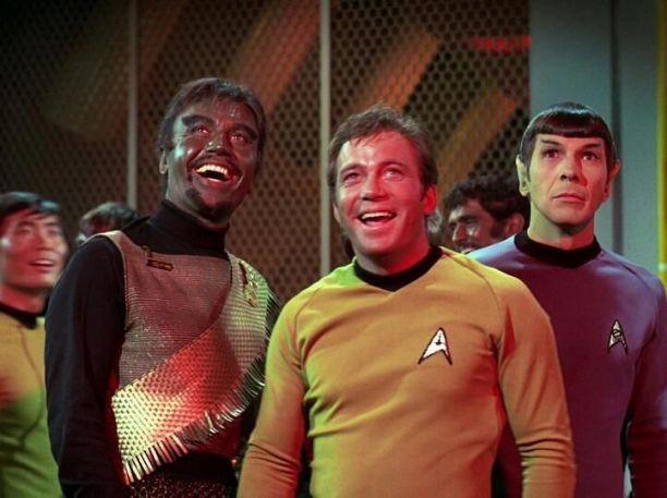 star trek klingon risata