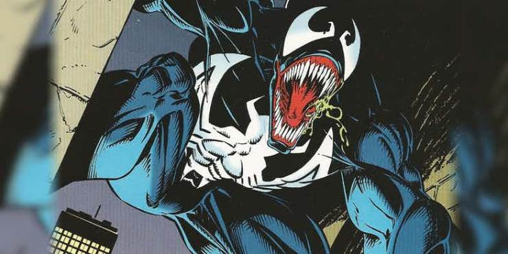 venom marvel spider man