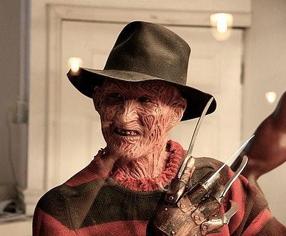 la spada perfetta halloween freddy krueger seriel killer horror
