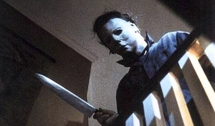 michael mayers halloween la spada perfetta film horror
