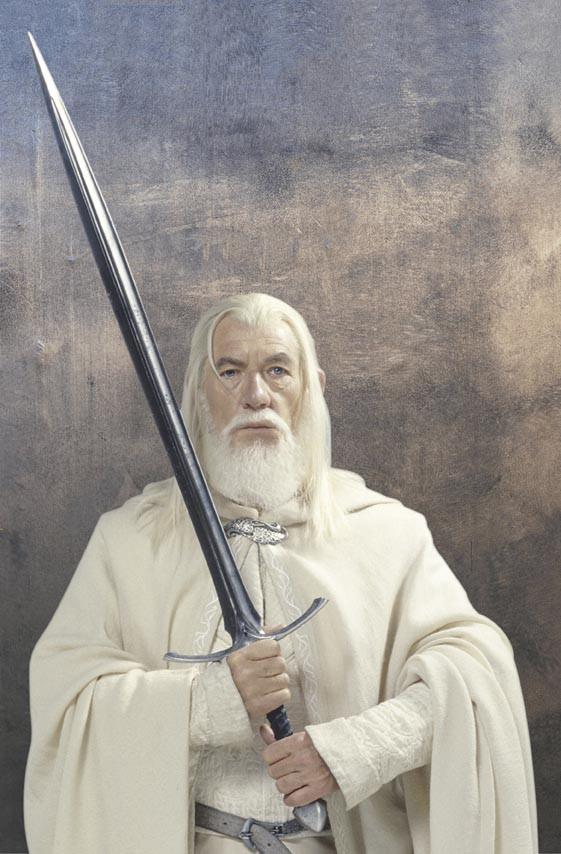 glamdring spada gandalf il signore degli anelli lo hobbit