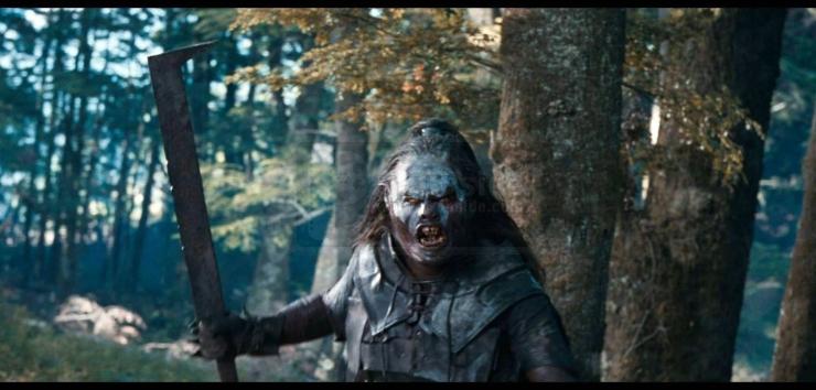 spada orchi uruk-hai il signore degli anelli
