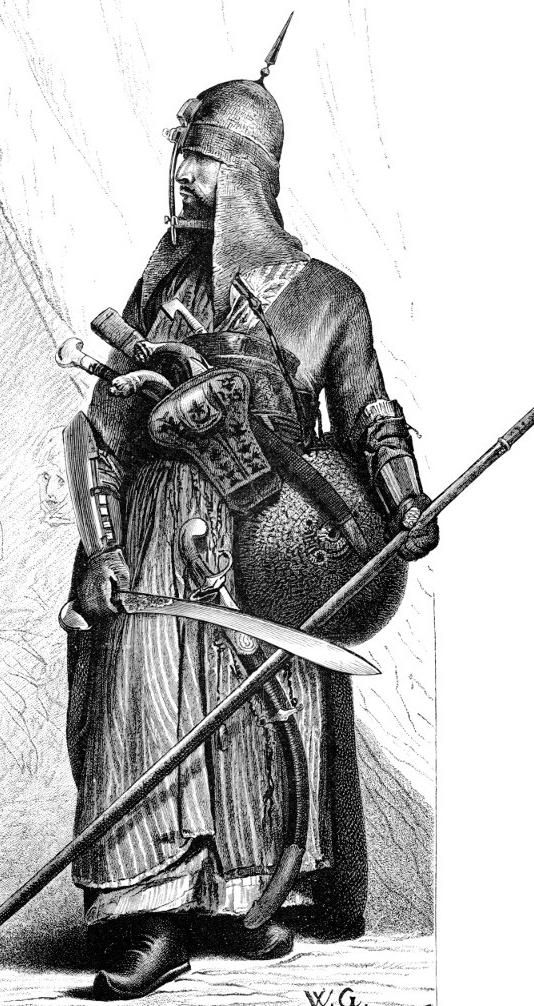 la spada perfetta lovecraft mamelucco con yataghan