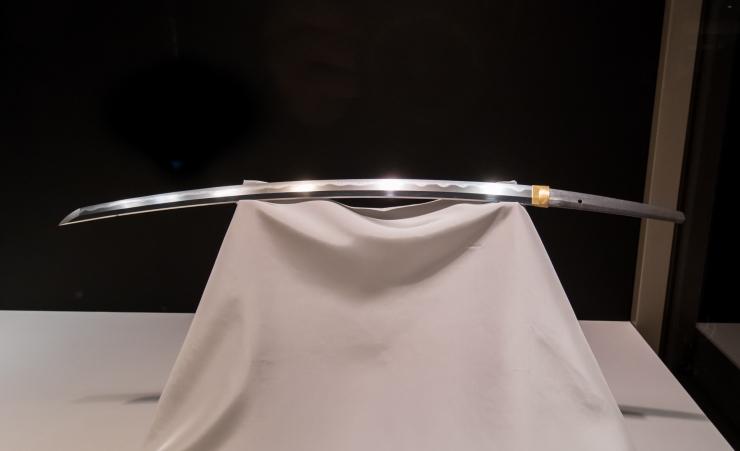 Honjo Masamune la spada perfetta