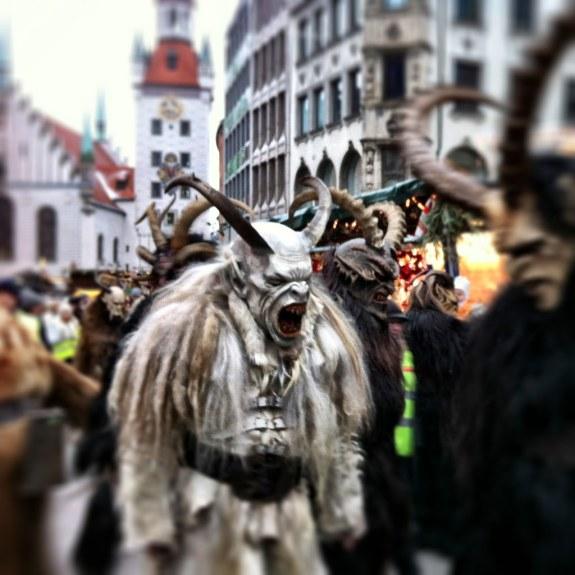 krampus parade