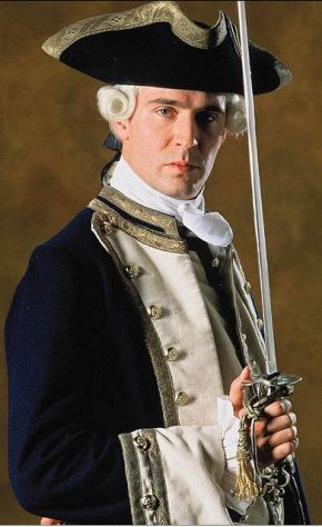 James Norrington spada del destino