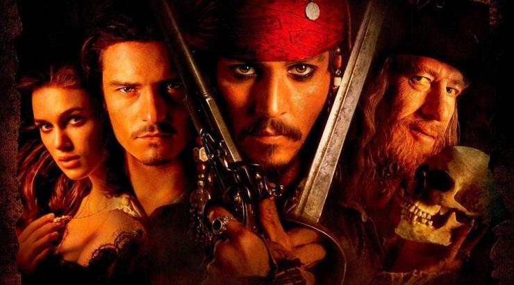 pirati dei caraibi spada del destino