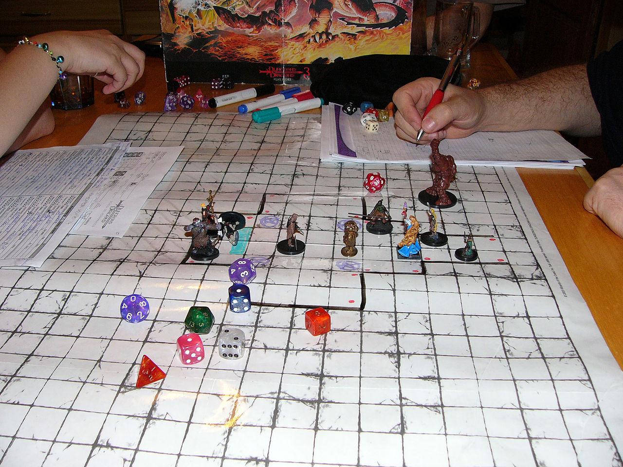 Dungeons and Dragons rpg la spada perfetta