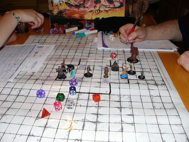 Dungeons and Dragons rpg la spada perfetta